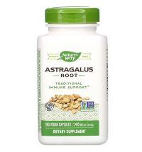 Nature's Way, Astragalus Root, 1,410 mg, 180 Vegan Capsules