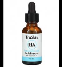 TruSkin, Hyaluronic Acid Facial Serum, 1 fl oz (30 ml)